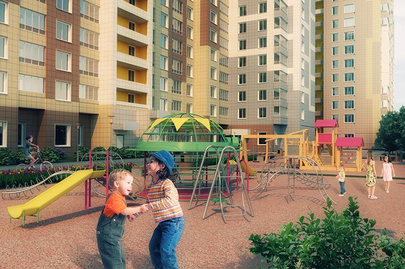Жилой комплекс «Калипсо 3» инфраструктура